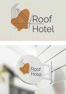 Roof hotel logo