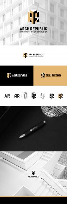 Логотип • ARCH REPUBLIC