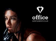 Only for Gentelmens Club Office Logo