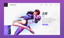 Overwatch: Meet D.VA