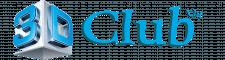 Логотип для  3D Club Ukraine