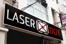лого для LASER DOT