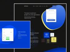 Bitsega - дизайн инвестиционного хайп проекта