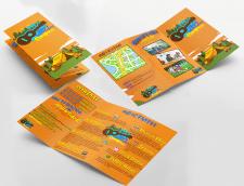 Дизайн брошюра