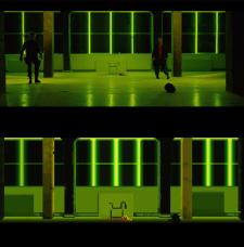 "Pixel art ""Элджей - 360°"""