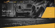 WebSite For Car Service