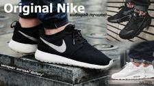 Баннер кроссовок Nike
