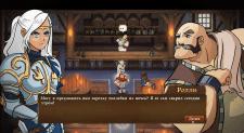 """Рисовка персонажей в стиле игр (""""Clash of Heroes"""")"""