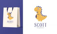 Логотип для компании детской одежды для мальчиков