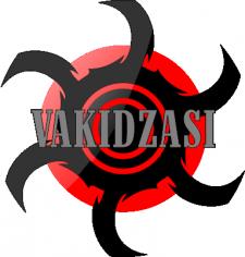 Логотип для магазина японского сувенирного оружия