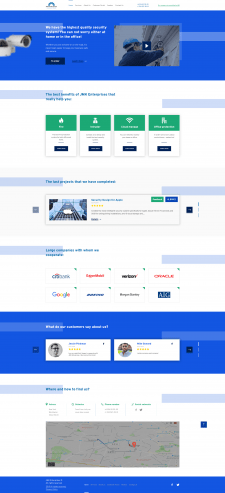 JMK Enterprises homepage