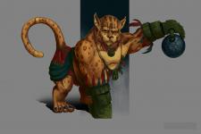 Jaraah - defender of the jungle