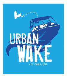 "Логотип ""Urban Wake"""