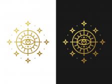 Mystic Astrology Monogram