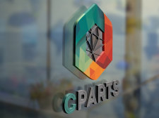 Логотип Cparts