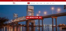 Web design and site development for realtor. USA