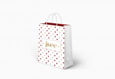 Bag for lingerie brand