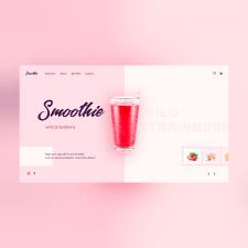 Design concept - smoothie