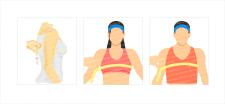 Иллюстрации для моб приложения, 2 стиля