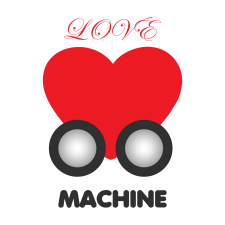 Логотип Love Machine