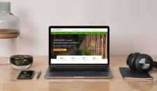 Дизайн сайта для агробизнеса