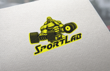 Логотип SportLab