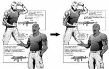 Редагування коміксу «Оселя грішників»