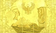 """Настенные 3D панели-барельеф """"Египет"""""""
