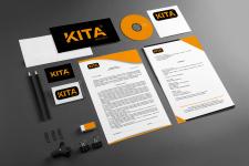 Логотип и бланки для компании КИТА