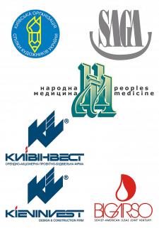 Логотипы к фирм. стилям