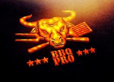 Логотип для BBQ PRO