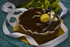 Съемка десертов