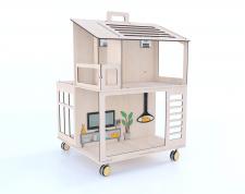 Моделирование кукольного домика
