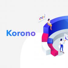 Редизайн сайта Korono
