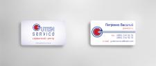 логотип и визитка Guten service
