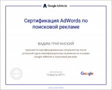 Мое портфолио по рекламе в AdWords, Директ