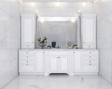 Моделирование и визуализация мебели в ванной