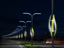 Светодиодное освещение на улице
