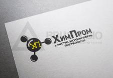 """Дизайн логотипа """"ХИМПРОМ"""""""