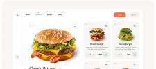 Сервис доставки еды и соц. сеть для ресторанов