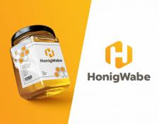 Honig Wabe