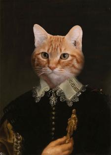 Портрет животных
