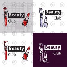 Логотип Beauty Club. Вектор
