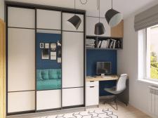 Дизайн кімнати для молодого хлопця