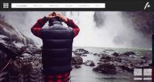 Сайт для фотографа.