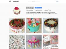 Tort Dnepr - Instagram