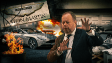 YouTube Thumbnail #4 (Astone Martin collapse )