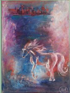 Сказочная лошадка