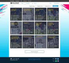 Liga-Online — Площадка для турниров по киберфутбол