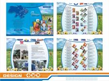 Разработка каталога для Донецкого молокозавода №2